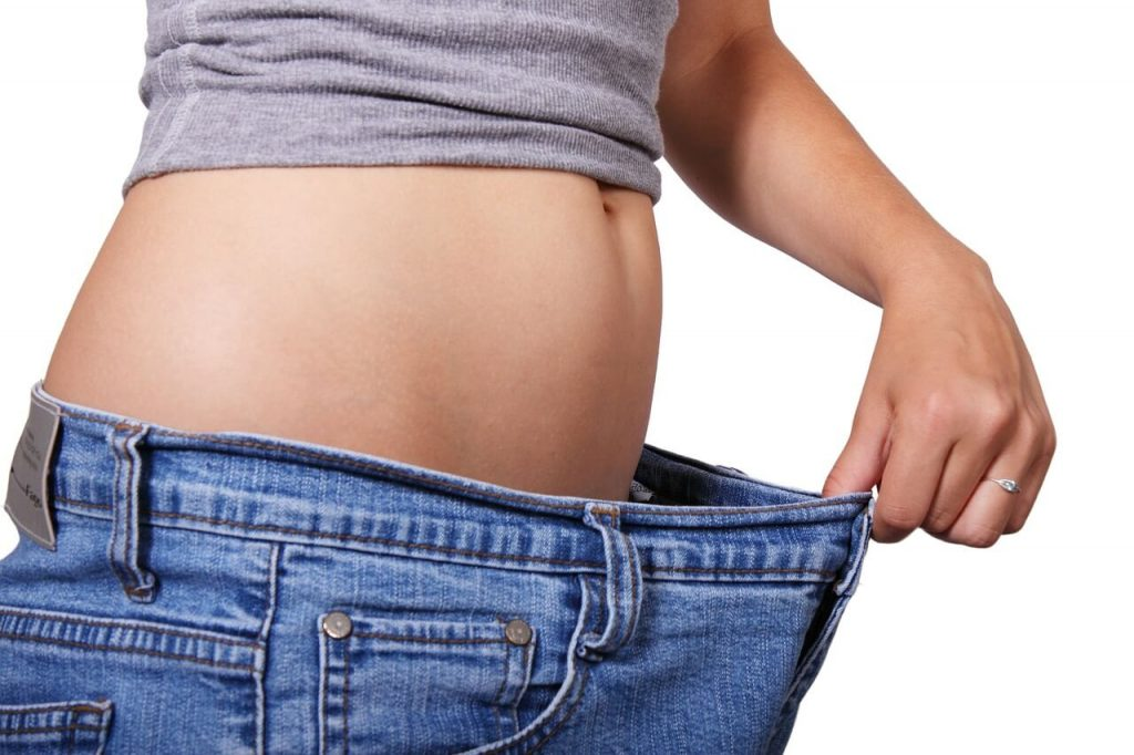 loose waistband lost weight